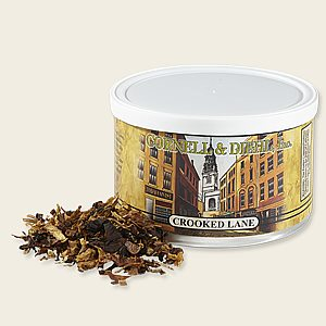 Cornell & Diehl Crooked Lane Pipe Tobacco