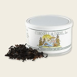 Cornell & Diehl Cross Eyed Cricket Pipe Tobacco
