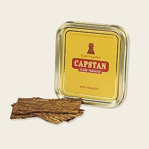 Capstan Gold Flake Packaged Pipe Tobacco