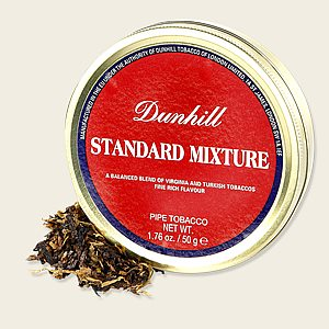 Dunhill Standard Mixture Medium (Original) Pipe Tobacco