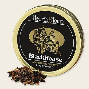 Hearth & Home Marquee BlackHouse Pipe Tobacco