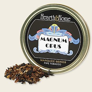 Hearth & Home Marquee Magnum Opus Pipe Tobacco