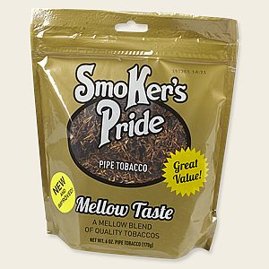 Smoker's Pride Mellow Pipe Tobacco