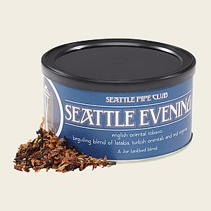 Seattle Pipe Club - Seattle Evening Pipe Tobacco