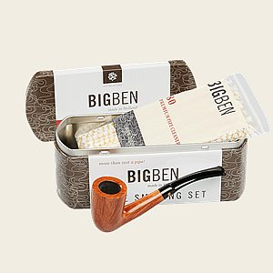 Big Ben Vintage Nature Starter Set Pipe Samplers