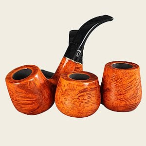 Bjarne Viking Supreme Natural Pipes