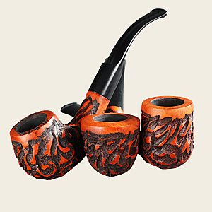 Crown Garden Rustic Pipe