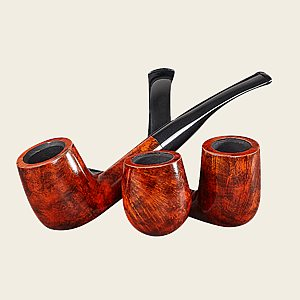 Crown Stromboli Pipes - 6mm Filter