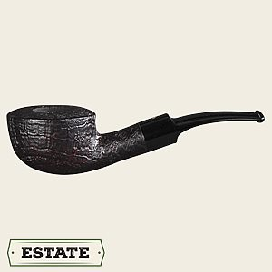 Stanwell De Luxe Sandblast Estate Pipes