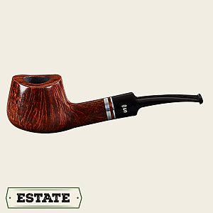 Stanwell Trio Brown Estate Pipes