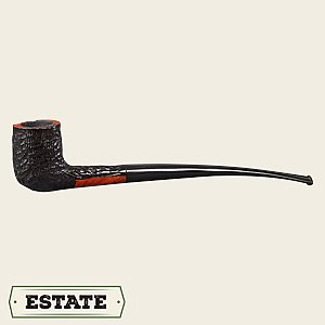 Unbranded Rusticated Semi-Churchwarden Estate Pipes