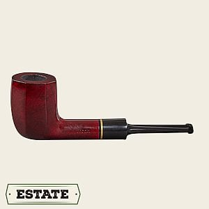 Crown Large Straight Panel Billiard Estate Pipes