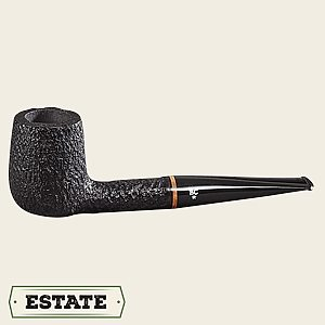 Butz Choquin Compagnon Rusticated Straight Billiard Estate Pipes