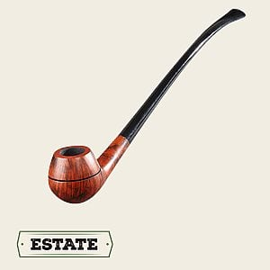 Unbranded Churchwarden Rhodesian Estate Pipes