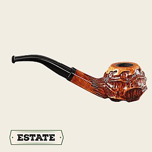 Nording Handmade 306 Bent Tomato Estate Pipes