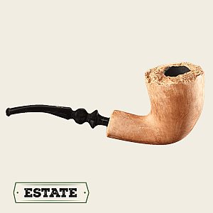 Nording Signature Unsmoked Freehand Estate Pipes