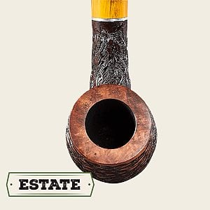 Forseti Bent Billiard Estate Pipes