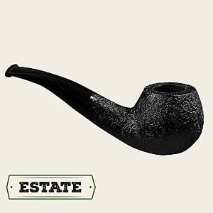 Briar Works Classic Bent Author Estate Pipes