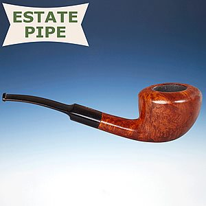 Danish Sovereign Pot Estate Pipes