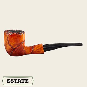 EA Carey Magic Inch Bent Freehand Estate Pipes
