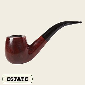 Unbranded XL English Bent Egg Estate Pipes