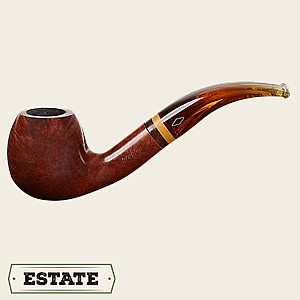 Brebbia Ninja Bent Apple Estate Pipes