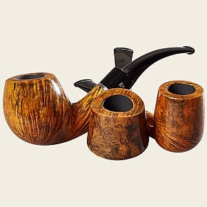 Stanwell Amber Pipes