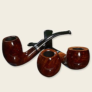 Bjarne Viking Houston Light Pipes