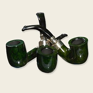 Peterson Green Spigot Pipes