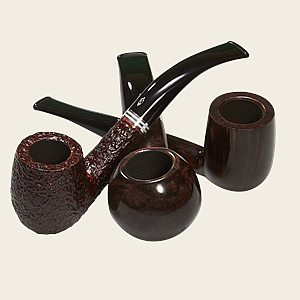 Savinelli Bianca Pipes