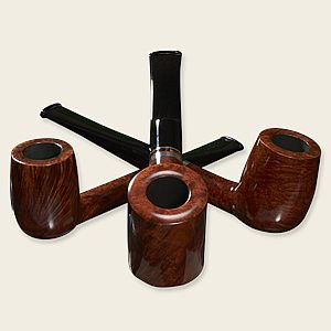Stanwell Trio Smooth Pipes