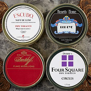 Circle of Trust Sampler Pipe Tobacco Samplers