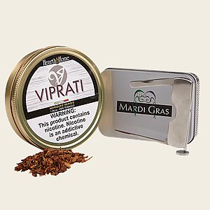 Viprati Meets Salvator  Pipe Tobacco Sampler