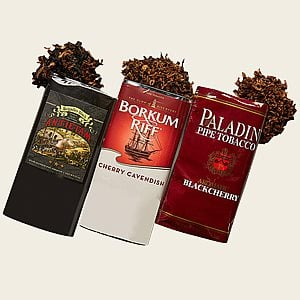 Cherry Trio Pipe Tobacco Samplers
