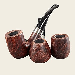 Peterson Dublin Brown Manufactured Pipes