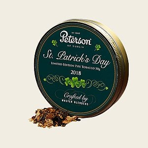 Peterson St. Patrick's Day Pipe Tobacco 2018