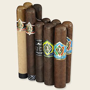 CAO Favorites Sampler Cigar Samplers