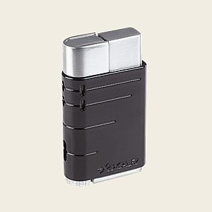 Xikar Linea Lighter Black  Tuxedo Black