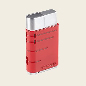 Xikar Linea Lighter Red  Riot Red