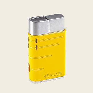 Xikar Linea Lighter Yellow  Electric Yellow