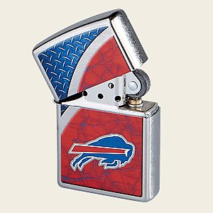 Zippo Lighter - Buffalo Bills