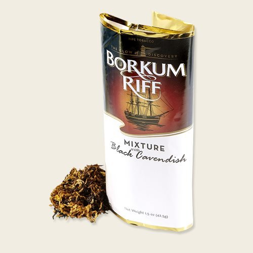Borkum Riff Black Cavendish - Pipes and Cigars