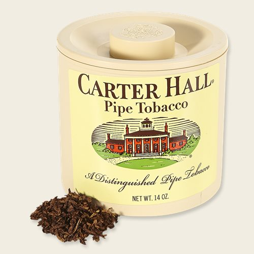 & Save big on Carter Hall Pipe Tobacco here at Pipes and Cigars!