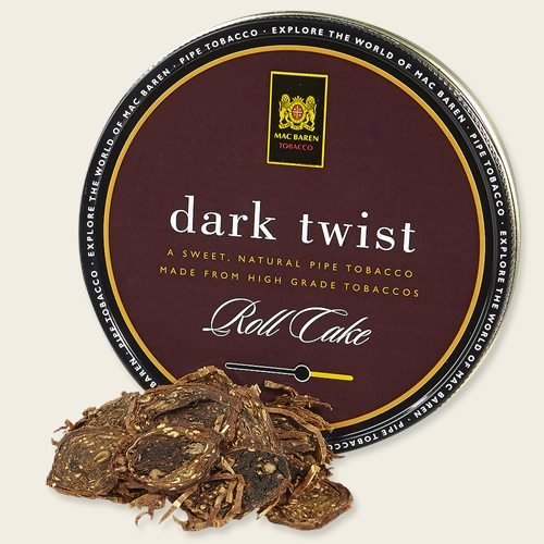 The classic mac baren dark twist pipes and cigars