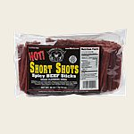 Buffalo Bills Short Shots Beef Sticks