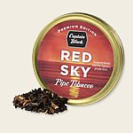 Captain Black Red Sky