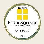 Dobie's Four Square- Cut Plug