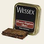 Wessex Brown Virginia Flake