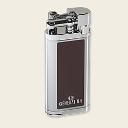 4th Generation Pipe Lighter - Brown