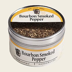 Bourbon Barrel Food Bourbon Smoked Pepper